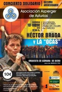 Poster concierto